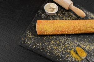 Φλογέρα με τυρί τ. Φιλαδέλφεια