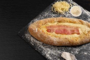 Πεϊνιρλί με τυρί τ. Φιλαδέλφεια - γαλοπούλα