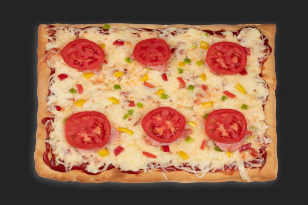 Πίτσα ταψί