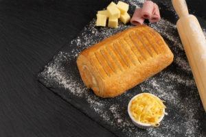 Κρουασάν ζαμπόν - τυρί
